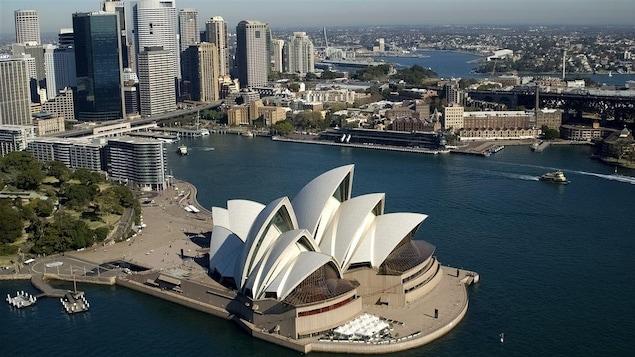 Le Sydney Opera House, en Australie