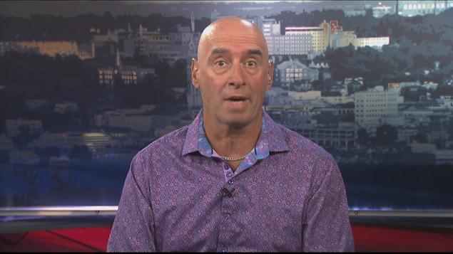 Sylvain Tremblay, ex-enquêteur de la Sûreté du Québec et expert des motards criminels