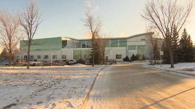 Le Centre canadien de rayonnement synchrotron