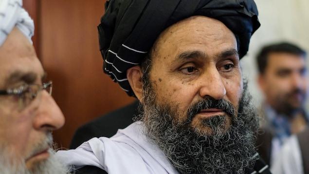 Abdul Ghani Baradar.