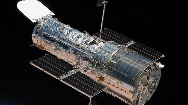 Le téléscope spatial Hubble