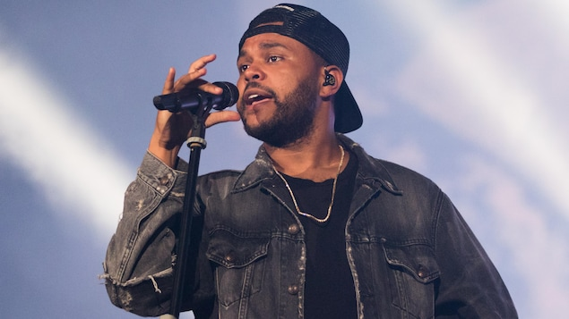 Le Torontois The Weeknd performe pour la première fois sur une scène de Québec.