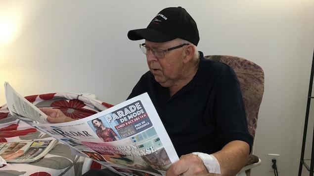 Thomas Langford doit suivre des traitements d'hémodialyse plusieurs fois par semaine ce qu'il l'empêche de retourner chez lui.