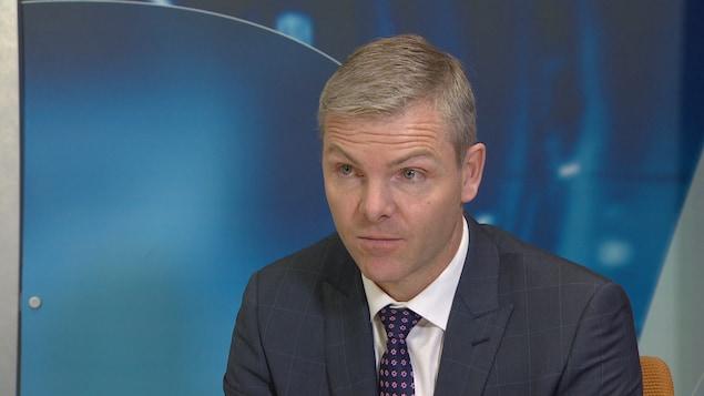 Tim McMillan, le président de l'Association canadienne des producteurs pétroliers.