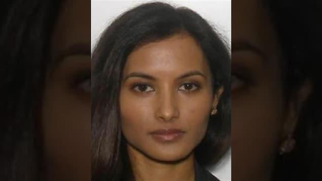 Le portrait de police de Rohinie Bisesar