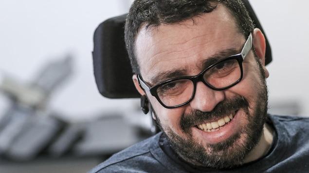 Aymen Derbali dit qu'il se sent plus attaché que jamais à Québec.