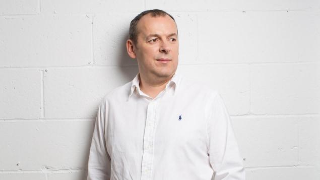 Christophe Derennes, nouveau directeur des studios montréalais d'Ubisoft.