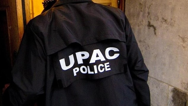 Un enquêteur de l'UPAC.