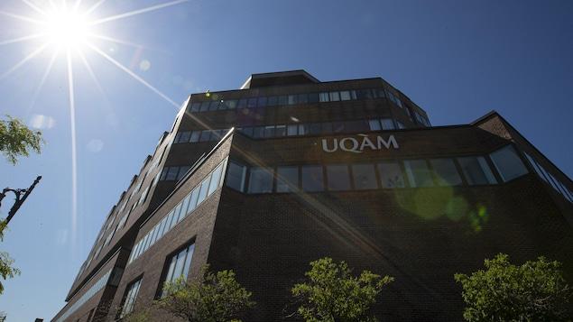 L'Université du Québec à Montréal, UQAM