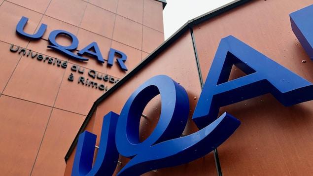 Affiche de l'UQAR