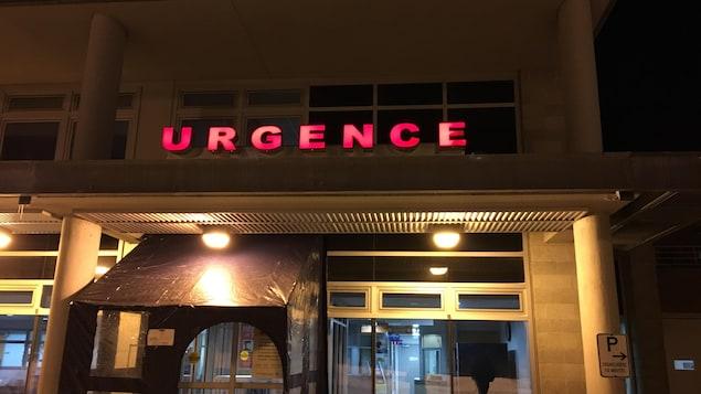 L'urgence du CHAUR de Trois-Rivières.