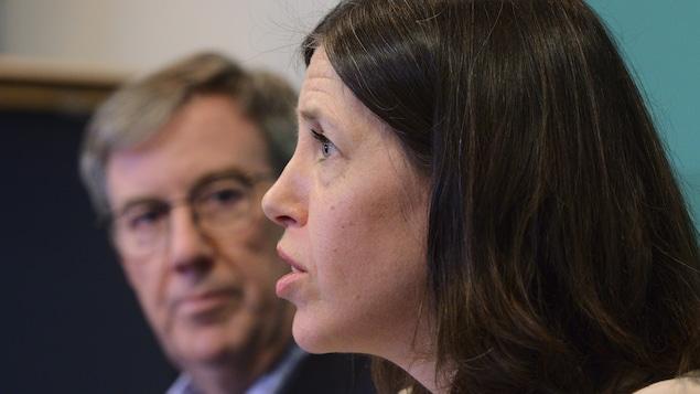 La Dre Vera Etches, médecin en chef de Santé publique Ottawa.