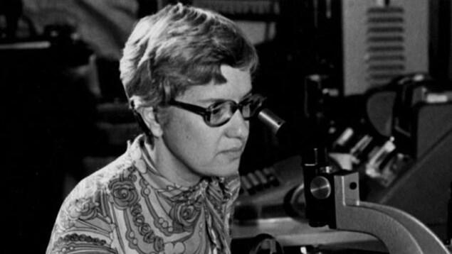 La défunte astronome Vera Rubin.