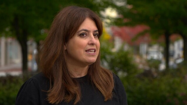 Véronique Hivon, députée péquiste de Joliette.