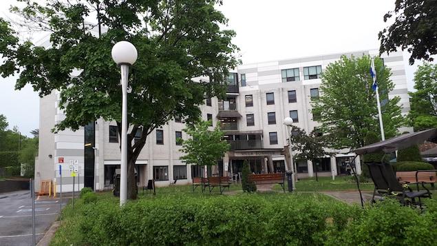 Le CHLSD Villa-Bonheur de Granby.
