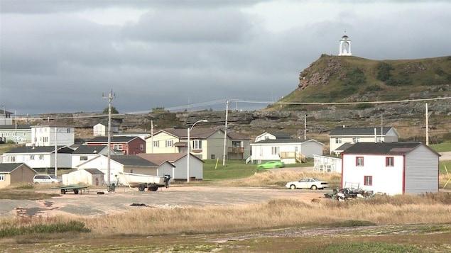 Municipalité de Blanc-Sablon.