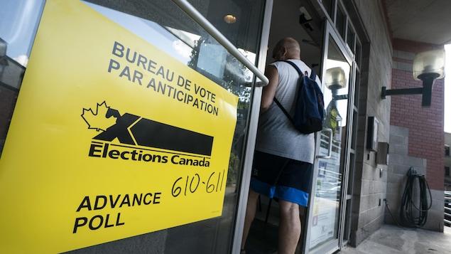 2021年联邦大选:580 万加拿大人已经提前投票。