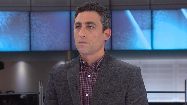 L'avocat-criminaliste Walid Hijazi