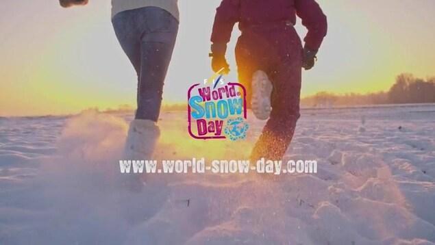 Journée mondiale de la neige.