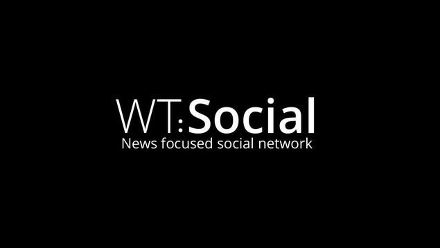 Le logo de WT:Social.