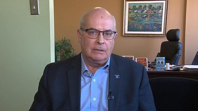 Yves Servais, directeur général, Association des marchands dépanneurs et épiciers du Québec