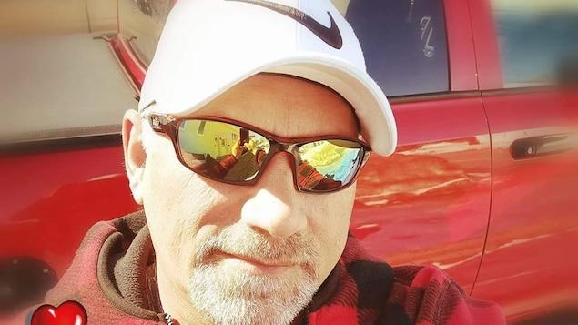 Yvon Turgeon habite à Baie-Comeau depuis cinq ans.