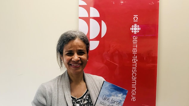 L'auteure et conférencière, Zarina Boily.
