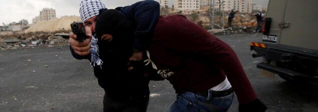 Ramallah, Cisjordanie