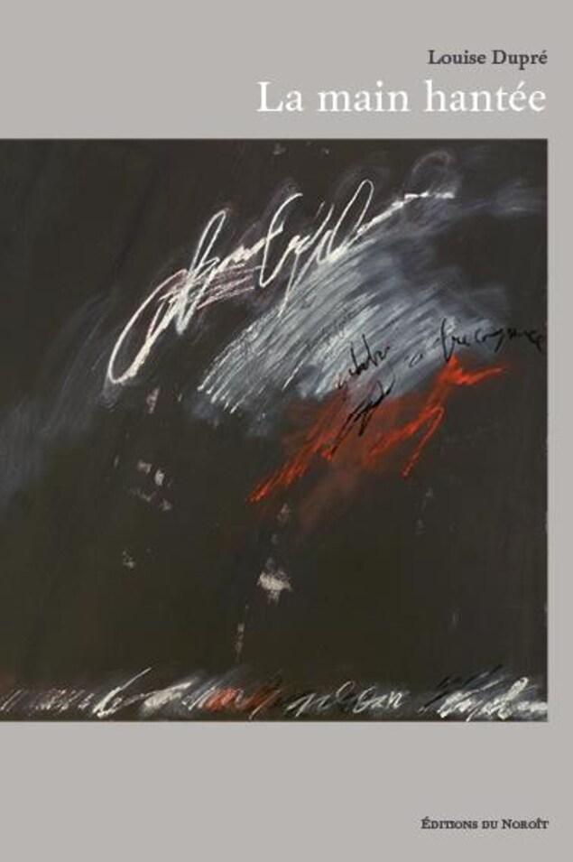 La couverture du livre La main hantée de Louise Dupré