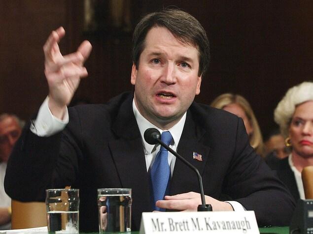 Côte d'Ivoire/ Inter/ Donald Trump nomme Brett Kavanaugh à la Cour suprême