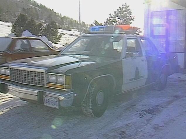 La patrouille routière du Nouveau-Brunswick a existé jusqu'au 31 janvier 1989.