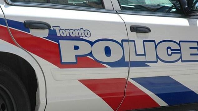Une voiture de la police de Toronto
