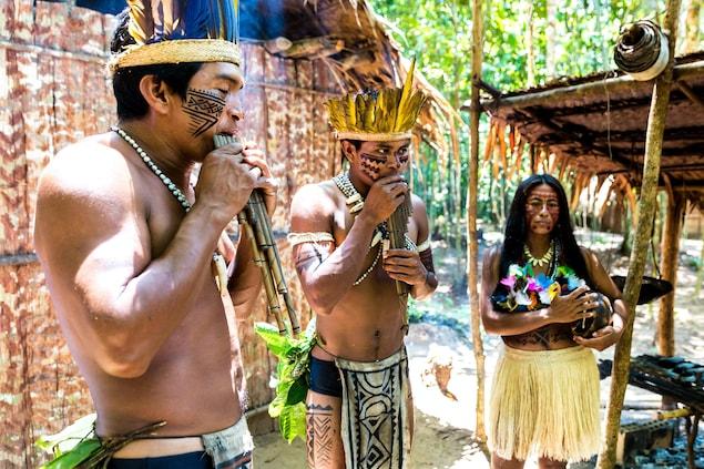 Plusieurs groupes culturels ne pratiquent pas le baiser, comme certaines communautés du Brésil.