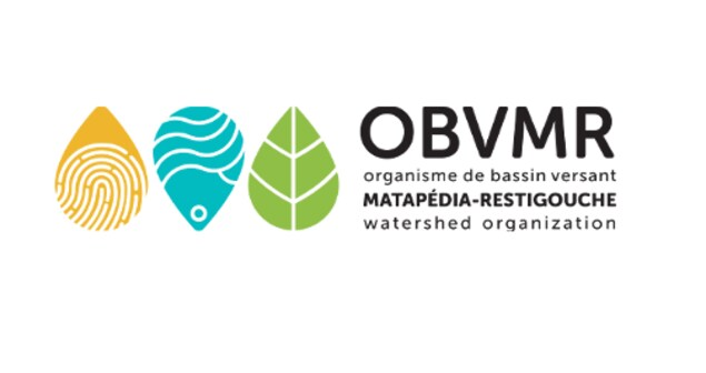 Nouveau logo du Conseil de bassin versant Matapédia-Restigouche