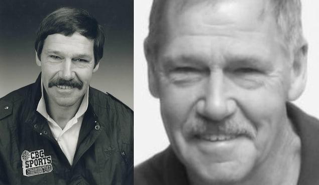 Deux photos en noir et blanc de Tony Waiters.