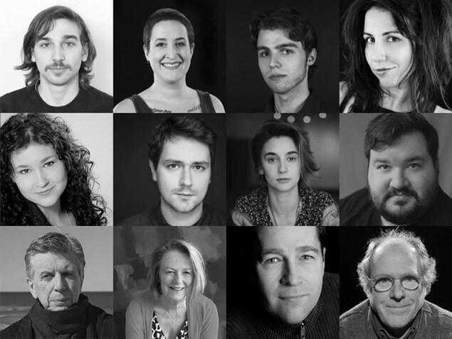 Les photos des personnes participant au projet.