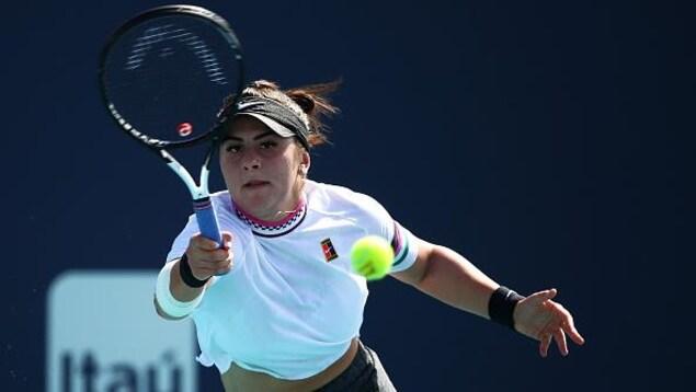 Bianca Andreescu a signé sa 30e victoire de la saison.