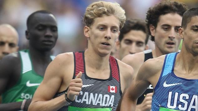 Charles Philibert-Thiboutot aux Jeux de Rio