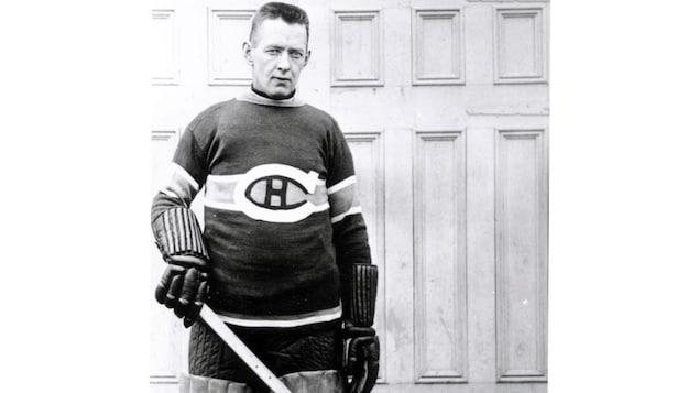 Georges Vézina avec le Canadien de Montréal