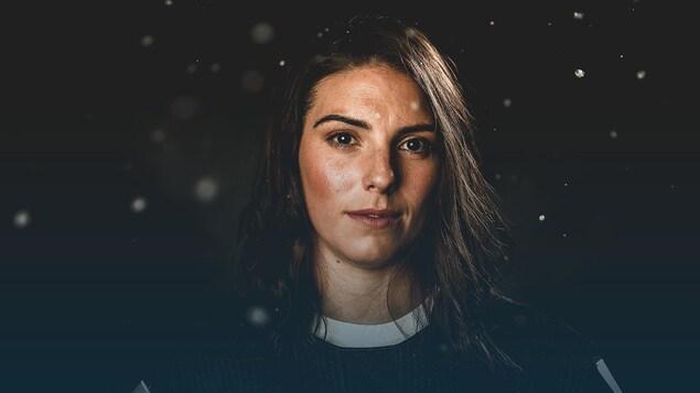 La hockeyeuse Hilary Knight