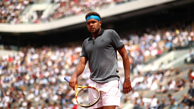 Jo-Wilfried Tsonga à Paris
