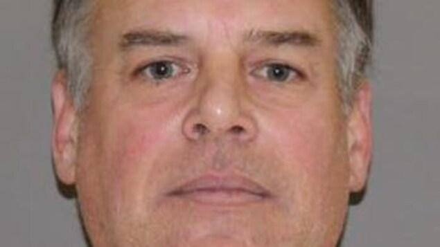 John Wetteland lors de son arrestation lundi