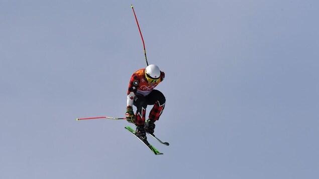 Kevin Drury tour classement ski cross