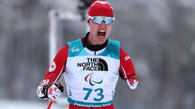 Mark Arendz à Pyeongchang