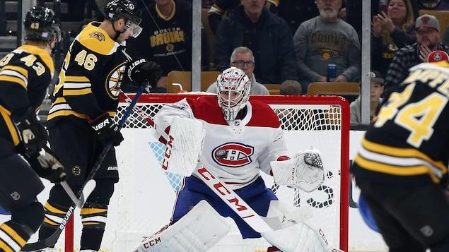 Carey Price affrontera les Bruins de Boston.