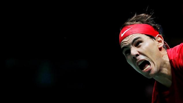 En août dernier, Rafael Nadal s'était aussi plaint du calendrier de l'ATP, imposant des tournois obligatoires jusqu'en toute fin de saison.