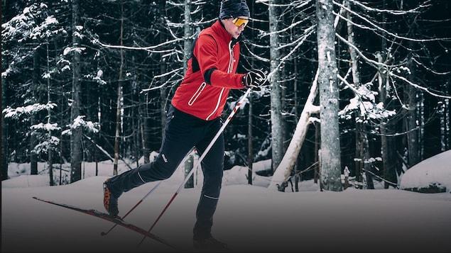 Ski de fond : le style classique