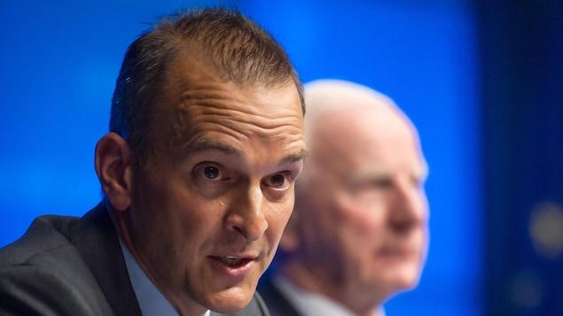 Le président de l'Agence américaine antidopage, Travis Tygart