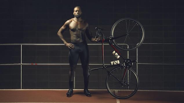 Xavier Jourson, athlète et entrepreneur