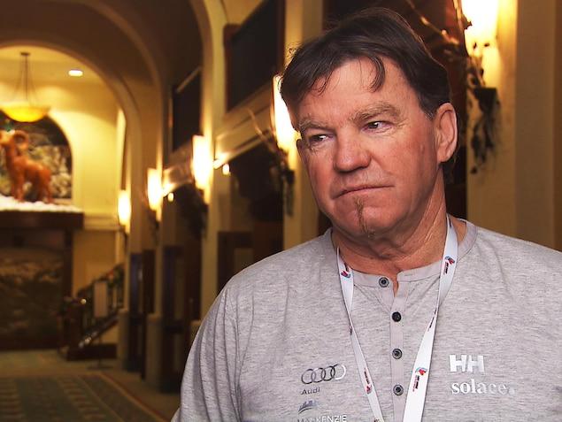 Martin Rufener, directeur sportif de Canada Alpin